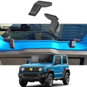 1 Set of 2 for Jimny JB64 Jimunishiera JB74 Demister Cover Protective Acces Q1X3