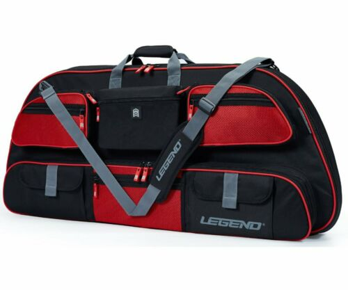 Legend Archery APOLLO Compound Bow /& Accessory Carry Case Bag Tote Holdall