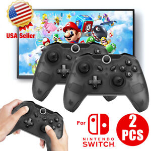 Wireless-Pro-Controller-Remote-Gamepad-for-Nintendo-Switch-Console-Black-Blue