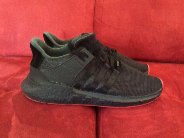 Adidas Originals Eqt Equipment Boost 93 17 Black Red Carpet Size 10 5 Cq2394