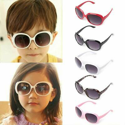 Fashion Kids Sunglasses Girls Glasses Boys UV400 Lens Eyewear Shade Goggles New