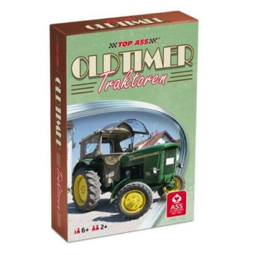 Top AAS Oldtimer Quatuor Tracteurs-AAS ALTENBURGER
