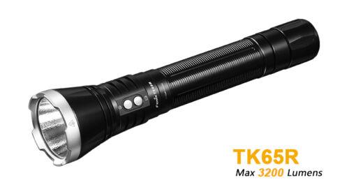 Polizei etc Fenix TK65R Cree XHP70 LED Taschenlampe 3200 Lumen für Wachpersonal