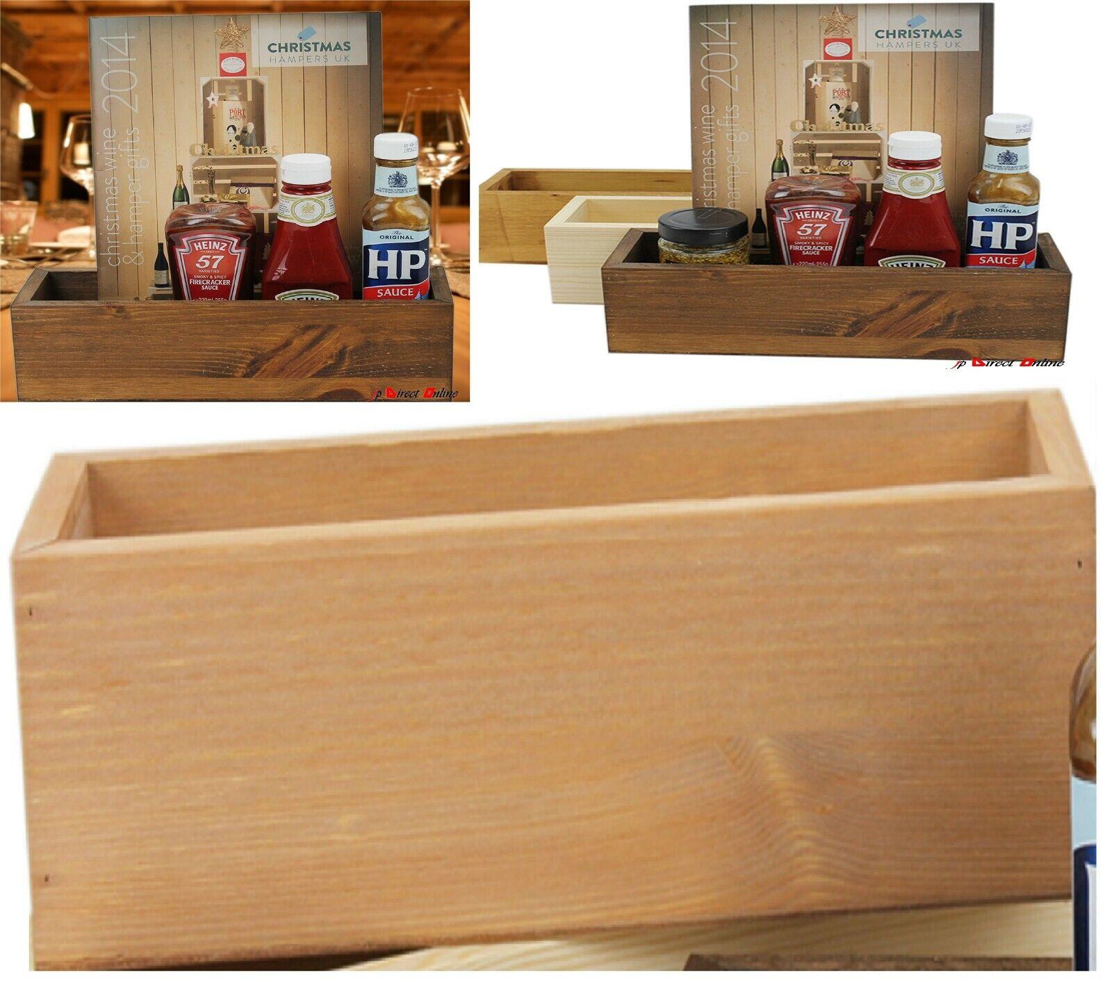 shopping online e negozio di moda LOTTO X10 X10 X10 tavolo in legno in pino antico Titolare Ordinata condimento BARRE Caddies PUB Cafe  risposte rapide