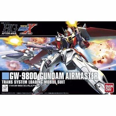 Transformers & Roboter 2019 Mode Bandai Hgaw 1/144 Gundam Luft Master Plastik Modellbau Set Mobile Sut Japan Farben Sind AuffäLlig
