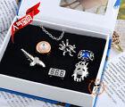 HITMAN REBORN! Rokudo Mukuro Hell ring Fran 666 Ring Set cartoon authentic ring