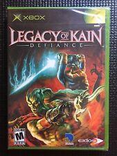 Legacy of Kain: Defiance (Microsoft Xbox, 2003)  SEALED