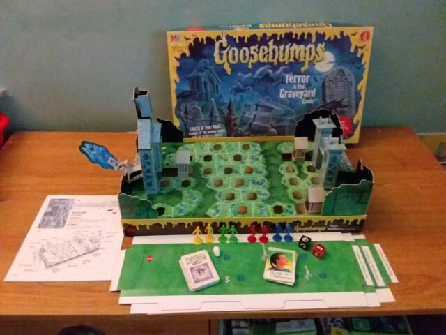 board goosebump game