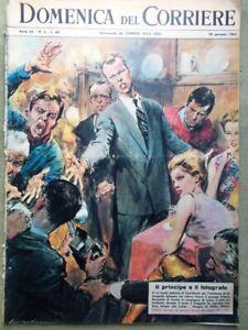 La-Domenica-del-Corriere-20-Gennaio-1963-Jair-Yemen-Hitler-Stalingrado-Angelini
