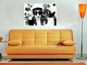 BEASTIE-BOYS-35-X25-MOSAIC-WALL-POSTER-MIKE-D-MCA