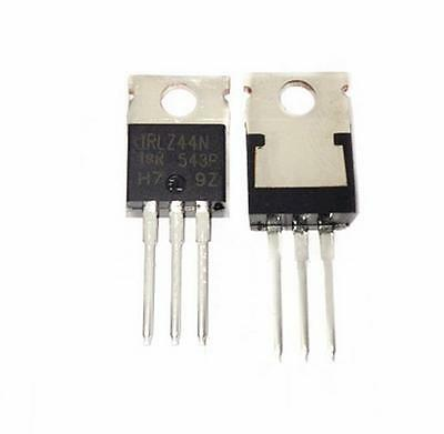 10Pcs IRLZ44N MOSFET N-CH 55V 47A TO-220AB New