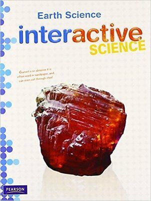 Pearson Interactive Science Earth Student Worktext Edition Middle School 9780133209211 EBay