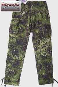 M84 Danese Campo Pantaloni Camo Commando Esercito S Dk Danish Tacgear EqaExr1