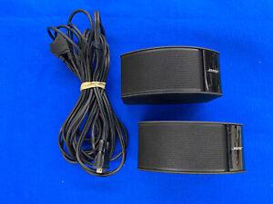 Bose Stereo Speakers -  Left and Right Speaker