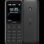 "Indexbild 1 - Brandneues Nokia 125 Dual Classic Handy UK Plug 2.4"" Display weiß schwarz"