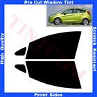 Pellicola Oscurante Vetri Auto Anteriori per Ford Fiesta 5P 2008-2012 da 5% a70%