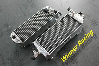Aluminum Radiator Suzuki RM125T RM125V Model T/V 2-Stroke ...