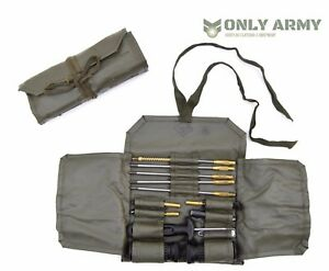 Original-Swiss-Army-SIG-Weapons-Cleaning-Kit-ANY-Gun-Rifle-Pistol-Military-Issue