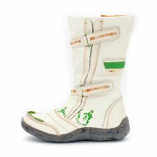 ► TMA 5199 Damen Schuhe /> Leder Winter Stiefel Gr 36-42 Mehrere Farben
