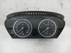 Compteur de Vitesse Instrument km/H BMW 5 Touring (E61) 525D Facelift 9177261