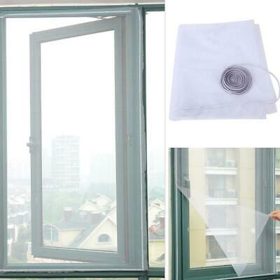 Magnetic Window Mesh Net Door Curtain Prevent Mosquito Fly