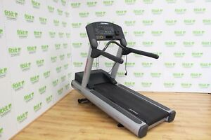 Life fitness 95ti integrity series treadmill commercial gym equipment ebay - Tapis de course occasion ebay ...