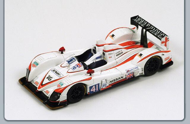 41 8. lm zytek nissan 2011 gewinner lmp2 klasse 1 43 modell spark - modell