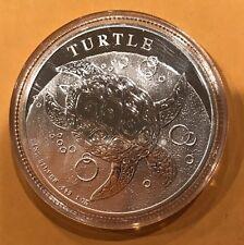 2015 1oz New Zealand Silver $2 Niue Coin BU