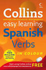 Collins Easy Learning Spanish Verbs by HarperCollins Publishers (Paperback, 2005)