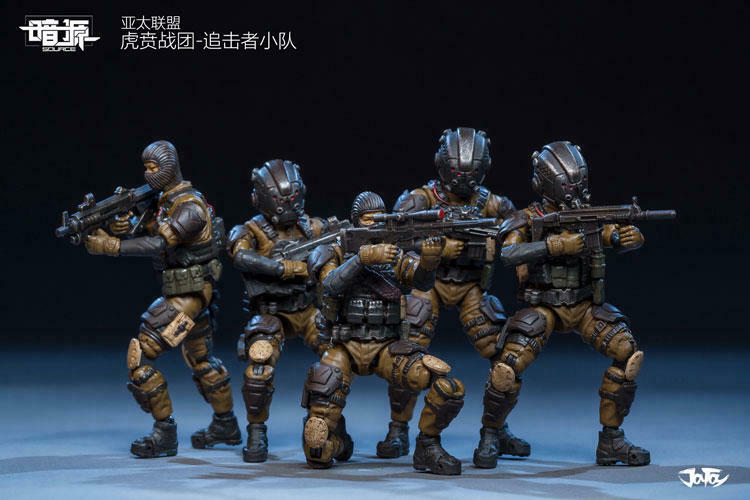 (In-Hand) JOY TOY Dark Source-Chaser Coprs 1 25 MILITARY Action Figure New