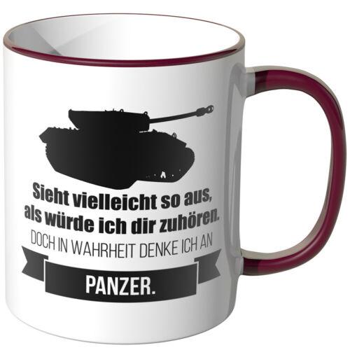 """tanques/"""" Juniwords taza /""""tal vez ve así de como si estuviera dispuesto a escuchar tu explicación.."""