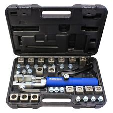 316 To 12 475 To 10 Mm 45 Double Amp Bubble Master Hydraulic Flaring Tool