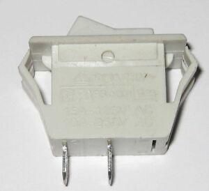 125V-15A-Rocker-Switch-SPST-Switch-250V-10A-Snap-in-Panel-Mount-Switch