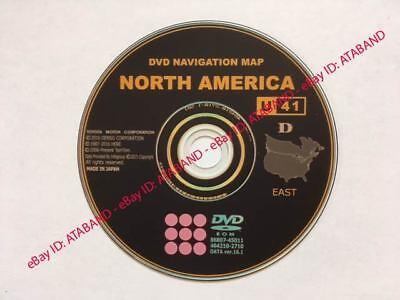 2007 2008 2009 Toyota Camry Hybrid 2017 Navigation Map Update Dvd Gen 5 U41 16 1