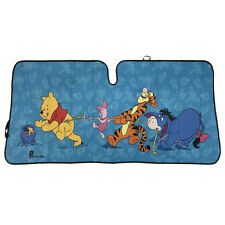 1pc Disney's Winnie the Pooh Auto Car Sunshade Accordian Windshieled Sunshade