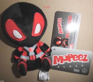 DEADPOOL-BLACK-MoPEEZ-plush-doll-figure-toy-MARVEL-CORPS-exclusive-x-men-FUNKO