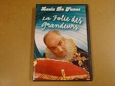 DVD / LA FOLIE DES GRANDEURS ( LOUIS DE FUNES )