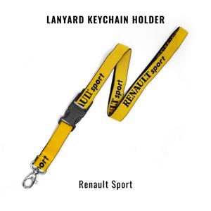 Portachiavi Laccetto da Collo Porta Badge Renault Sport