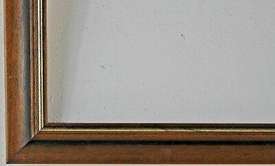 52x72 Cm Arte Y Antigüedades Marco De Madera Marrón Medida Interior Aprox