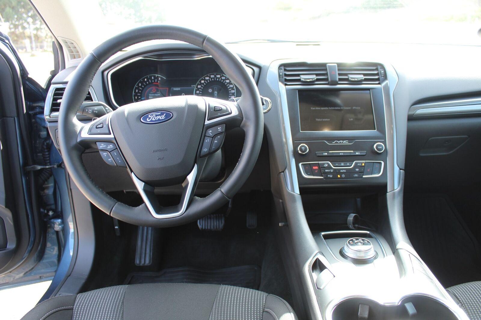 Ford Mondeo 2,0 EcoBlue Titanium stc. aut. - billede 11