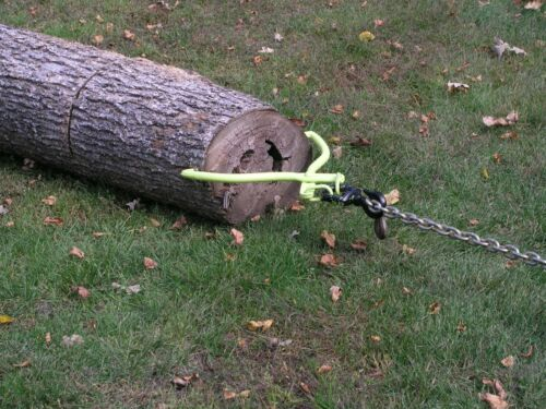 Forester pinces pivotant de débardage en acier Heavy Duty Bois Log Timber Grab Glisser