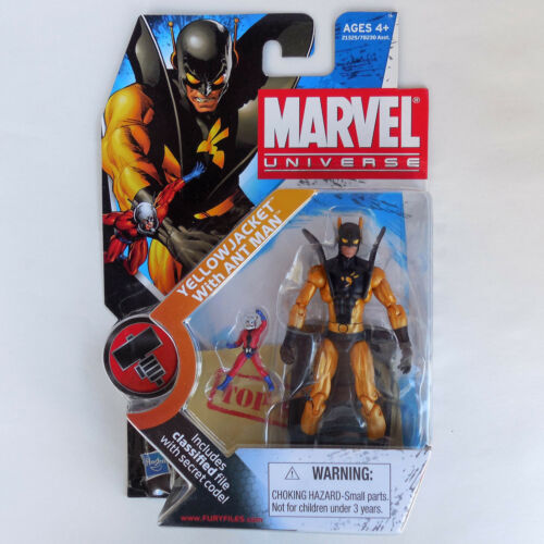 "Marvel Universe 3.75/"" Action Figures"