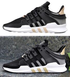 Details about Adidas Equipment Support ADV Trainer Shoes Ladies Eqt Shoes  NMT Black/White- show original title