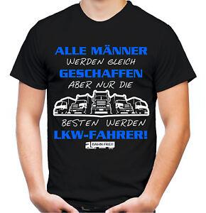 LKW-Fahrer Sattelzug Laster Motiv f/ür Fernfahrer mit Spruch Sweatshirt
