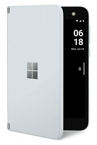 Microsoft Surface Duo 128gb Glacier Entsperrt/Unlocked Mobile Phone/Tablet -