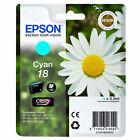 Epson C13T18024010 18 Cyan Ink Cartridge (daisy)