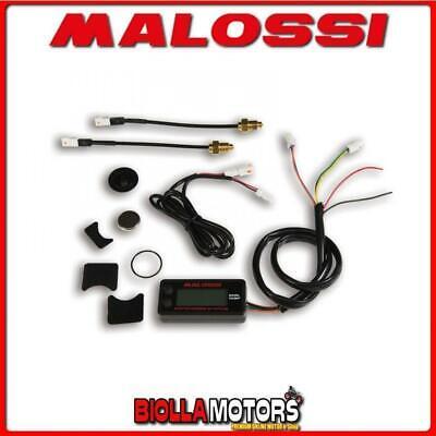 5817491b Strumentazione Malossi Temperatura Piaggio X8 250 4t Lc Euro 2 - -