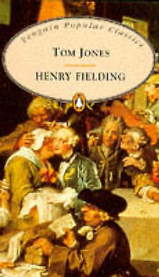 """AS NEW"" Tom Jones, Fielding, Henry, Book"