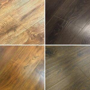 12mm Embossed Laminate Flooring, Textured Laminate Flooring Rustic Oak