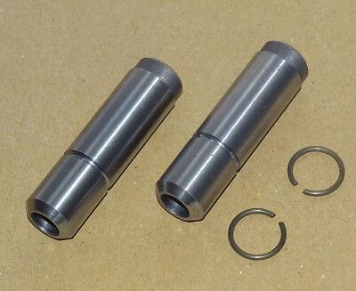 Konstruktiv 2x Ventilführung Ø16mm Für Deutz Fl 712 - D15 D25 D30 D40 D50 Ø10mm Ventile